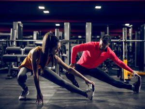 Ät rätt för att träna rätt